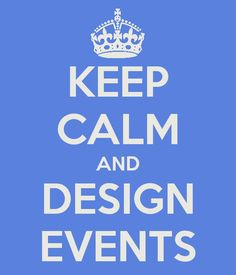 I'm gonna have this in my office one day as an event planner