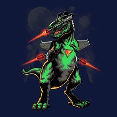[ Future Dino ] has just appeared on www.ShirtRater.com! Do you like this shirt?  #80s #cool #dino #dinosaur #funny #humor #humour #joke #lol #nostalgia #shirt #t shirt #t-rex #t-shirt #tees #Tyrannosaurus #zoids