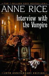 The first book of The Vampire Chronicles by Anne Rice. The only vampire books I will ever read.