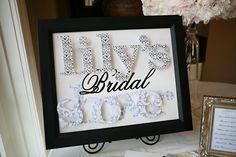Sarah's Bridal Shower!