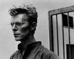 david bowie : by helmut newton