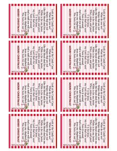 Christmas - Print & Paper on Pinterest | Christmas Gift Tags ...