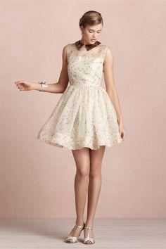 party dresses, cloth, style, bhldn, bridesmaid dresses, collar, orla kiely, orla kieli, dropw dress