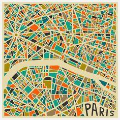 artists, pari canva, colors, kid rooms, map