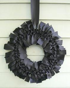 Halloween Wreath! Love!