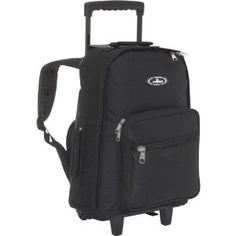 Everest Wheeled Backpack (Apparel) http://www.amazon.com/dp/B004GIENNM/?tag=pindemons-20 B004GIENNM