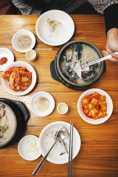 à la mode   seoul food