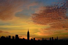 Sunset in NYC by Martha Di Giovanni on 500px