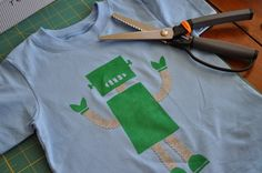 FREEZER Paper Robot shirt
