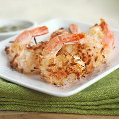 Coconut Shrimp/Dipping Sauce