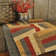 Hearth & Home Table Runner - 54""