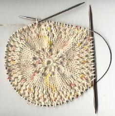 Circular needle too long? Great alternative!.