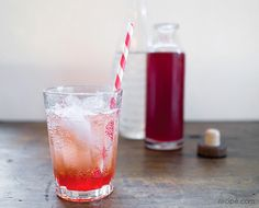 What to Drink Now: Sip on Summer with a Strawberry Shrub