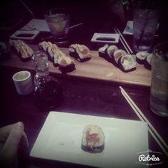 sushi at okura @ Pla