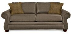 Pembroke Premier Stationary Sofa by La-Z-Boy