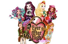Ever After High Party Decorations | estos nombres de las asistentes a la escuela EVER AFTER HIGH ...