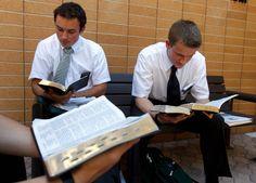 Missionary Training Center – Provo, Utah