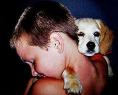 Click twice for short inspirational story about young boy selecting a new puppy.