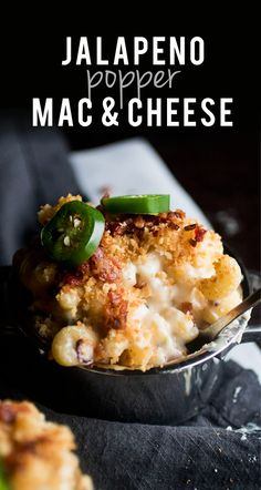 Jalapeño Popper Mac
