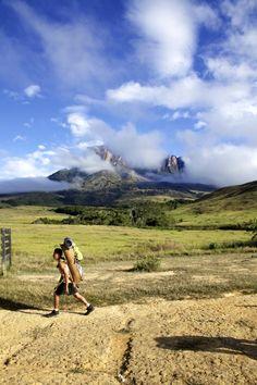 Backpack and Hike - Venezuela