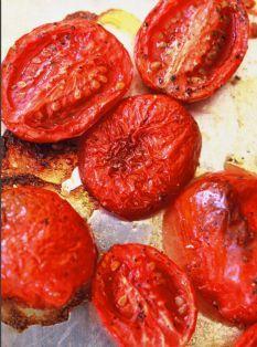 Barefoot Contessa - Recipes - Roasted Tomato Basil Soup