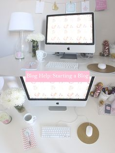 Blog Help: Starting a Blog - Check out our tips for starting your own blog!