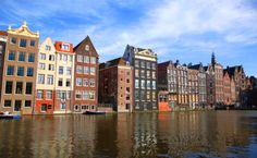 canal houses...