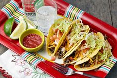 Friday Meatless Main: Slow Cooker Lentil-Quinoa Taco Filling
