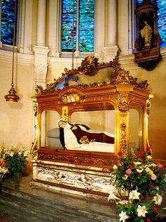 Saint Therese of Lisieux. An Incorruptible :)