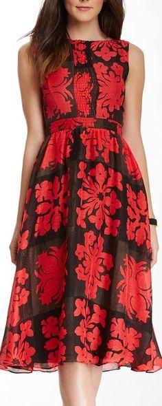 linen silk blend dress