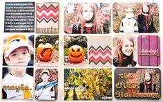 Halloween 2012 *Urban Autumn - Lily Bee Design* - Scrapbook.com