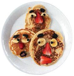 Pancake faces