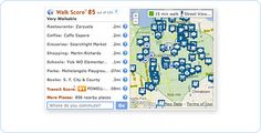 Get Your Walk Score - Find Walkable Apartments and Rentals walk score