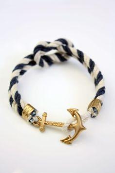 MKI Miyuki-Zoku - Kiel James Patrick Triton Knot Bracelet
