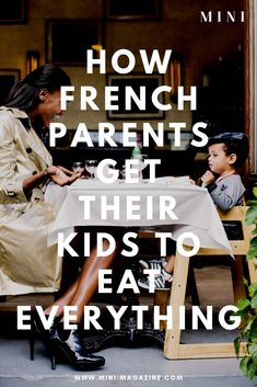 Tips to help prevent and deal with picky eating (the French way)