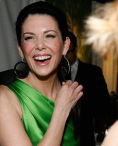 Lauren Graham - She'll always be a Gilmore Girl to me