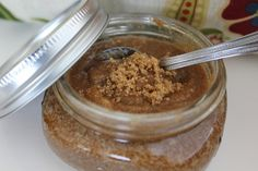 Brown Sugar Vanilla Body Scrub
