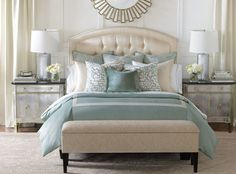 Barclay Butera Luxury Bedding by Eastern Accents