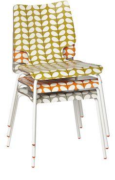 Orla Kiely Kitchen Chairs