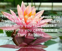 "#Tony Robbins #quote  ""The only thing that keeps you from having what you want is..."""
