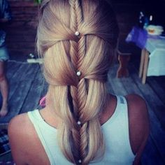 Princess Hair!