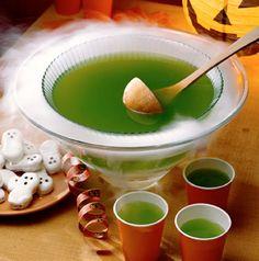 Cool Halloween Drink Ideas