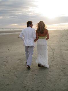 Kiawah beach wedding
