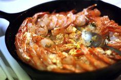 Baked Shrimp with Feta