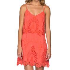 Jeralyn Dress Melon