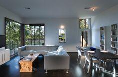 Shipley Architects - Like a Houseboat