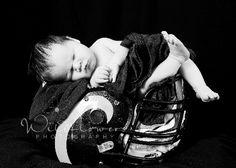 football baby.