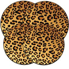 Leopard Print Decor/Furniture on Pinterest