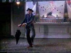 music, song, movie theaters, danc, favorit movi, rain, gene kelly, movi scene, gene kelli