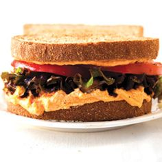 Pimento Cheese Sandwich | SAVEUR